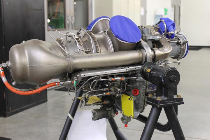 RR 250 C20B Engine